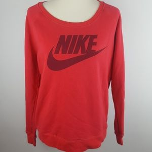 Nike Light Weight Scoop Neck Sweatshirt